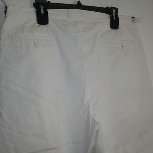 Polo Men's White Tennis Short Waist 38